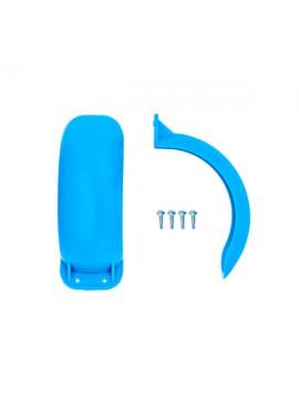 Pack 4 Garde-boues bleus  + Vis - Nordeex